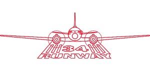 Flug-Erlebnis Restaurant Runway 34